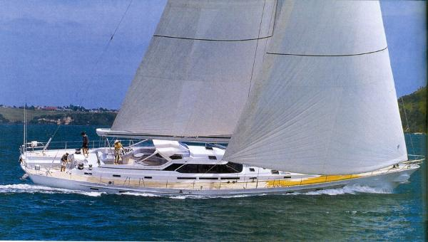 Cookson Performance Sailboat