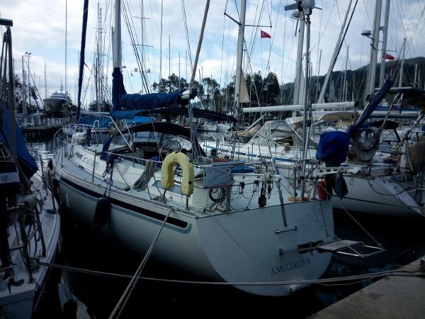 Marine Projects MOODY 41