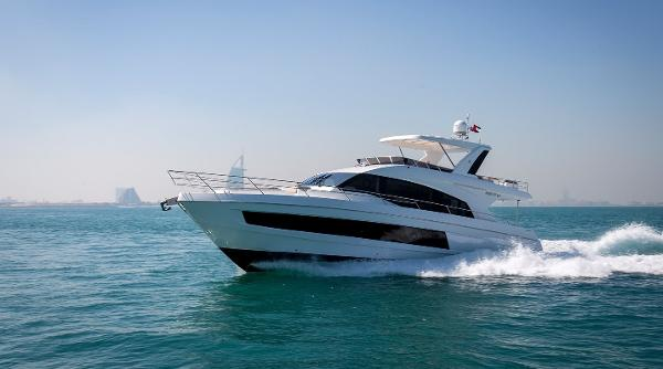 Majesty Yachts Majesty 62