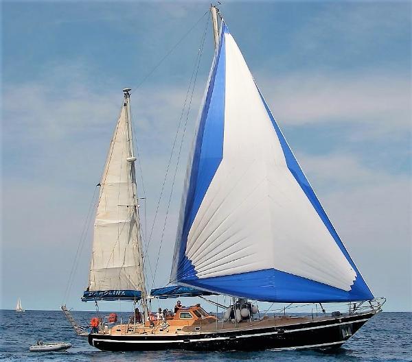 Custom IDSEA 18 m Bluewater Ketch