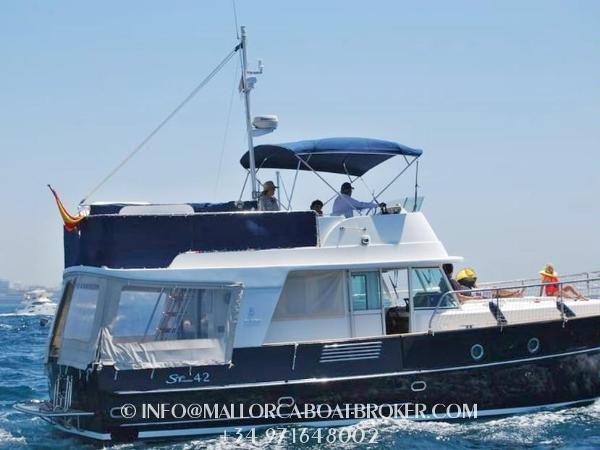 Beneteau Swift Trawler 42 Beneteau Swift Trawler 42 (2007) in Spanien