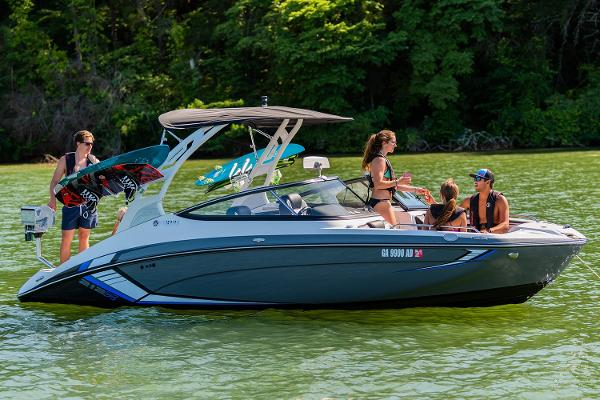 Yamaha Boats 212X Manufacturer Provided Image