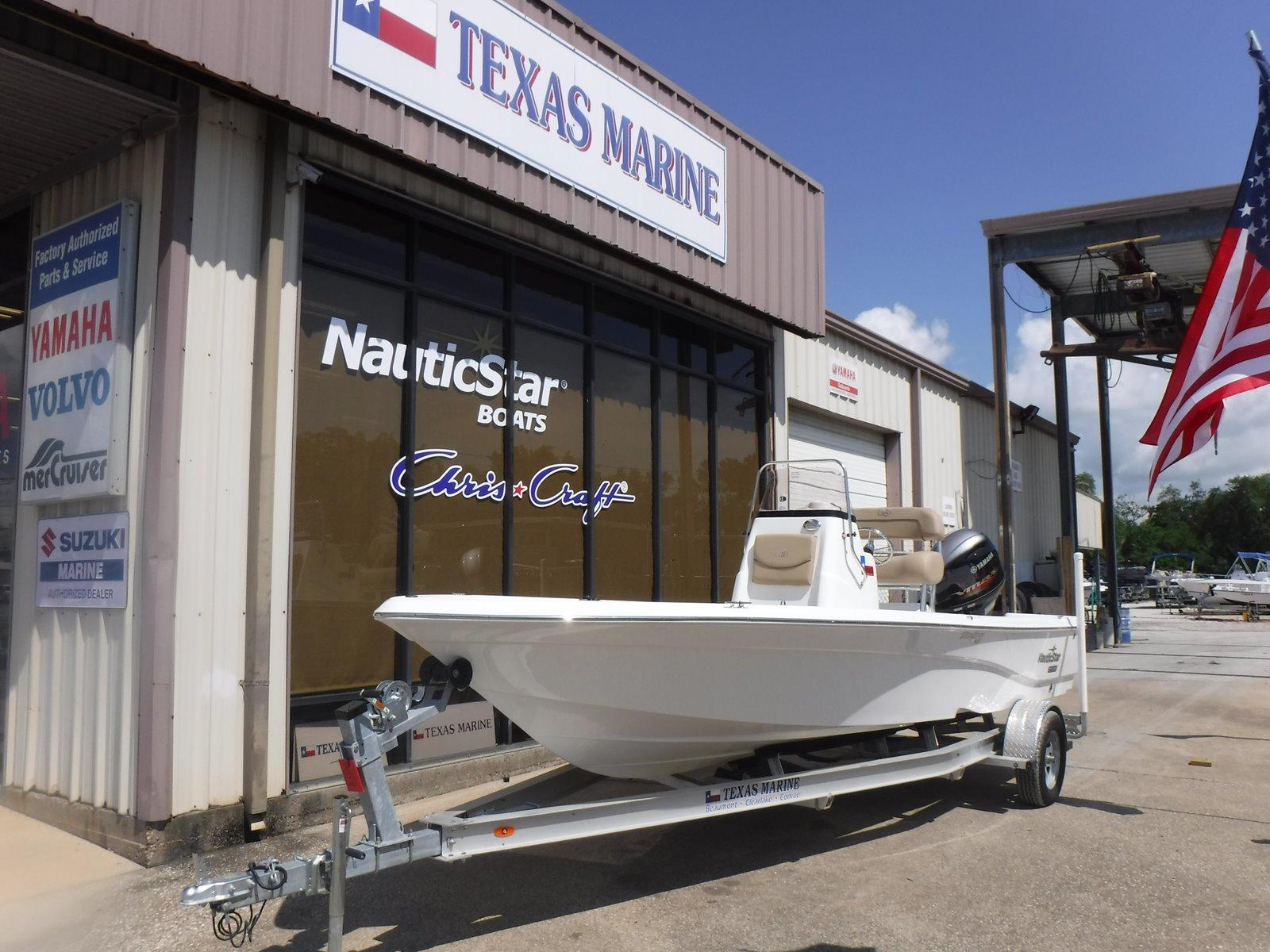 NauticStar 215 XSBS TE115