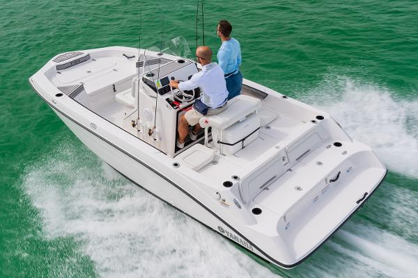 Yamaha Boats 190 FSH Manufacturer Provided Image