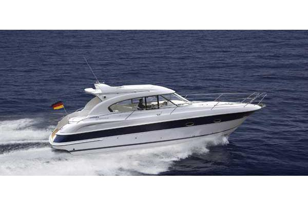 Bavaria Motor Boats 37 Sport HT Manufacturer Provided Image