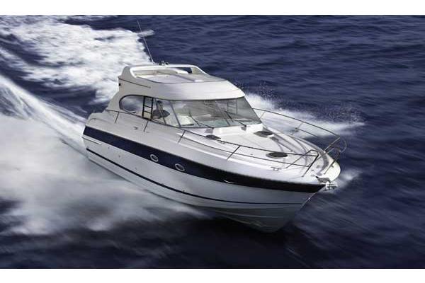 Bavaria Motor Boats 37 Sport HT Manufacturer Provided Image