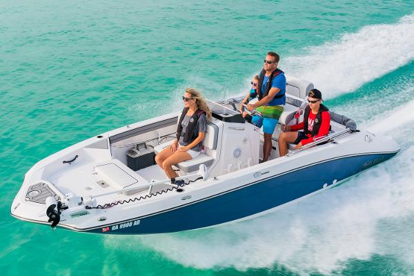 Yamaha Boats 190 FSH Deluxe Manufacturer Provided Image