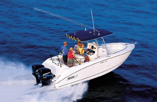 Boston Whaler 240 Outrage Manufacturer Provided Image