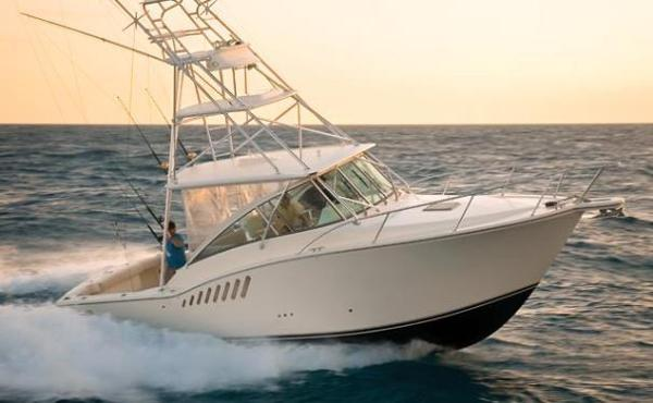 Albemarle 330 Express Fisherman Manufacturer's Photo