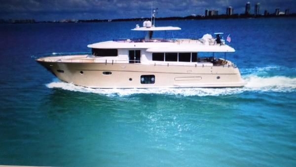 Custom Richa Yacht Motor Yacht