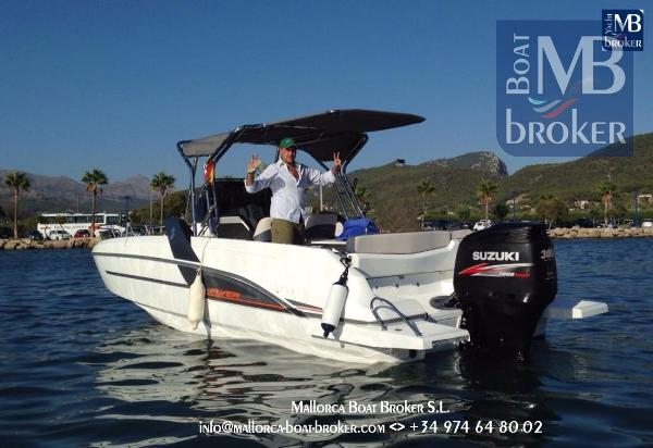 Beneteau Flyer 7 Spacedeck Beneteau Flyer 7 Spacedeck (2015) - en España