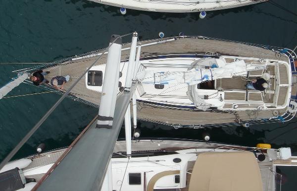 X-Yachts X-412 SY Xanthia-2
