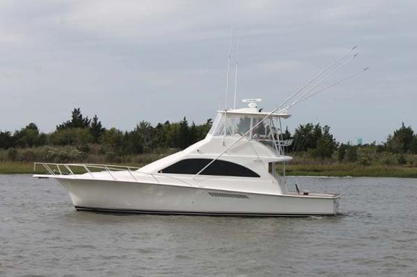 Ocean Yachts 46 Convertible Sportfish Main Profile