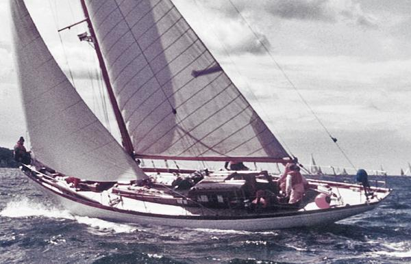 Bjarne Aas 60 ft  12 m Cruiser Racer Sloop
