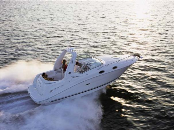 Sea Ray 260 Sundancer Manufacturer Provided Image