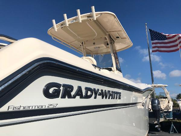 Grady-White Fisherman 257