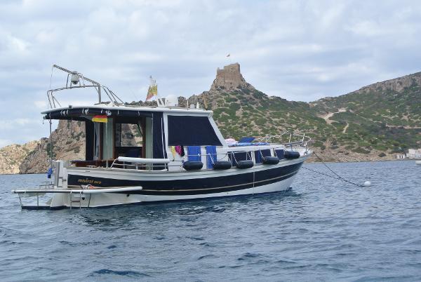 Nautica Majoni 58 Motorcruiser aus Mallorca bei Nautic-Mallorca.de zu verkaufen
