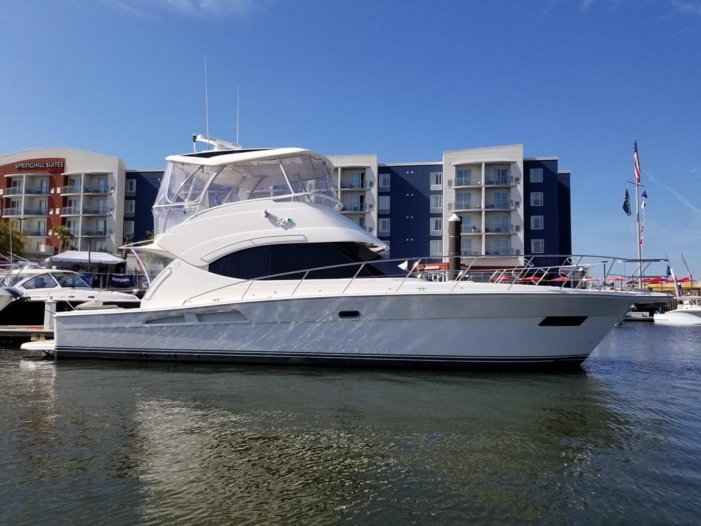 Riviera Cruiser 45 Open Flybridge