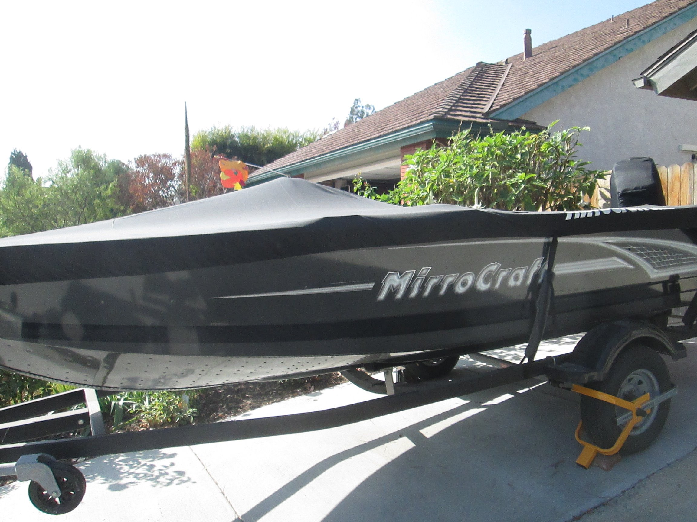 MirroCraft Outfitter 167