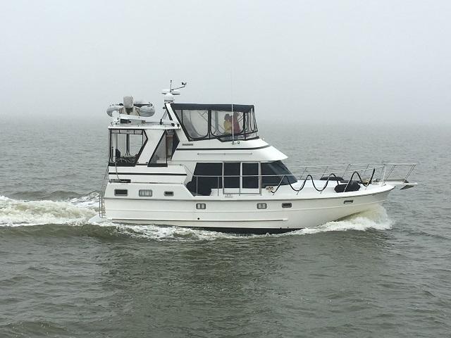Heritage East Sundeck Motoryacht