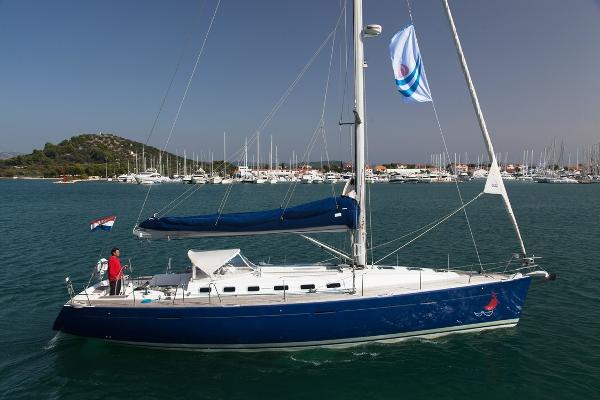 Beneteau First 47.7 Marina Hramina Charter-23