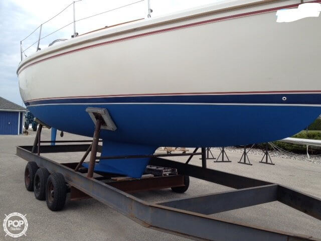 Catalina C 34 Tall Rig 1987 Catalina 34 for sale in East Jordan, MI