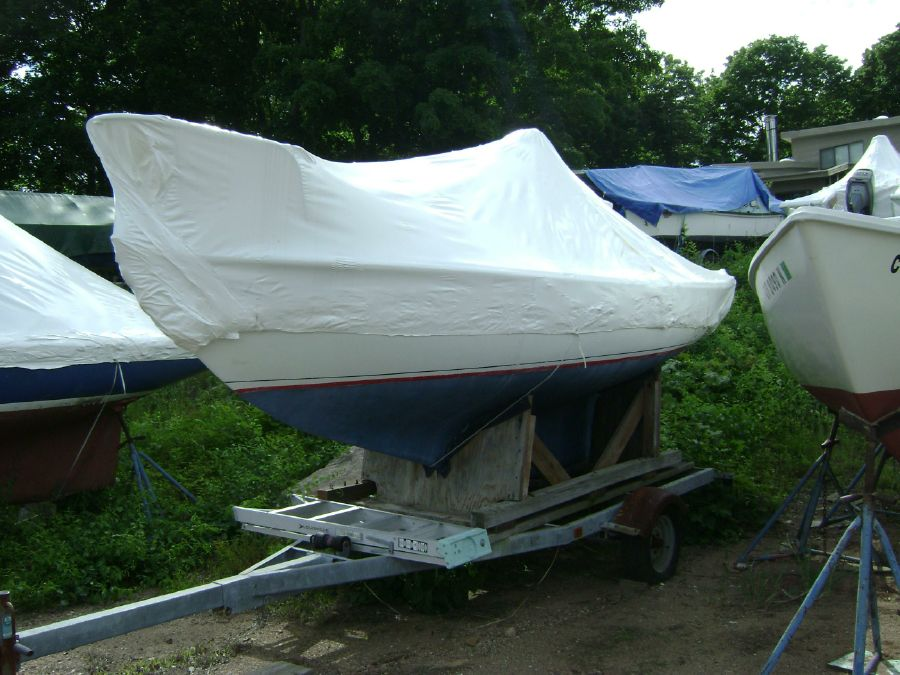 1974 Cape Dory Typhoon Daysailer, Guilford United States