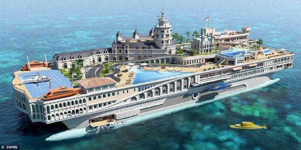 Nedship Streets of Monaco