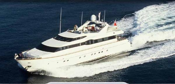 Falcon 106 Motor Yacht Falcon 106 Photo