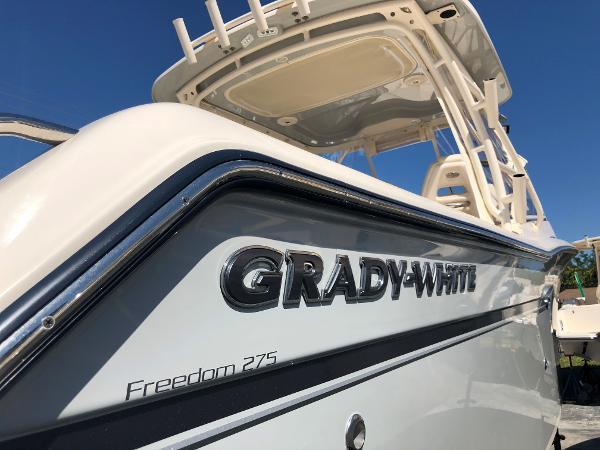 Grady-White 275 Freedom
