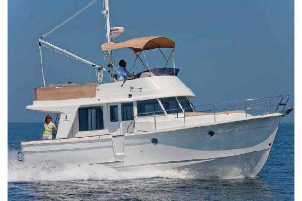 Beneteau Swift Trawler 34 Manufacturer Provided Image