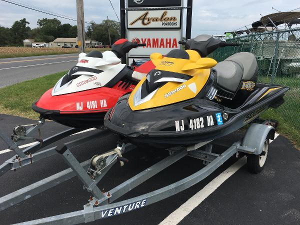 Sea-Doo pair of RXT's RXT 215 HP