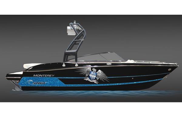 Monterey 218 Super Sport SE