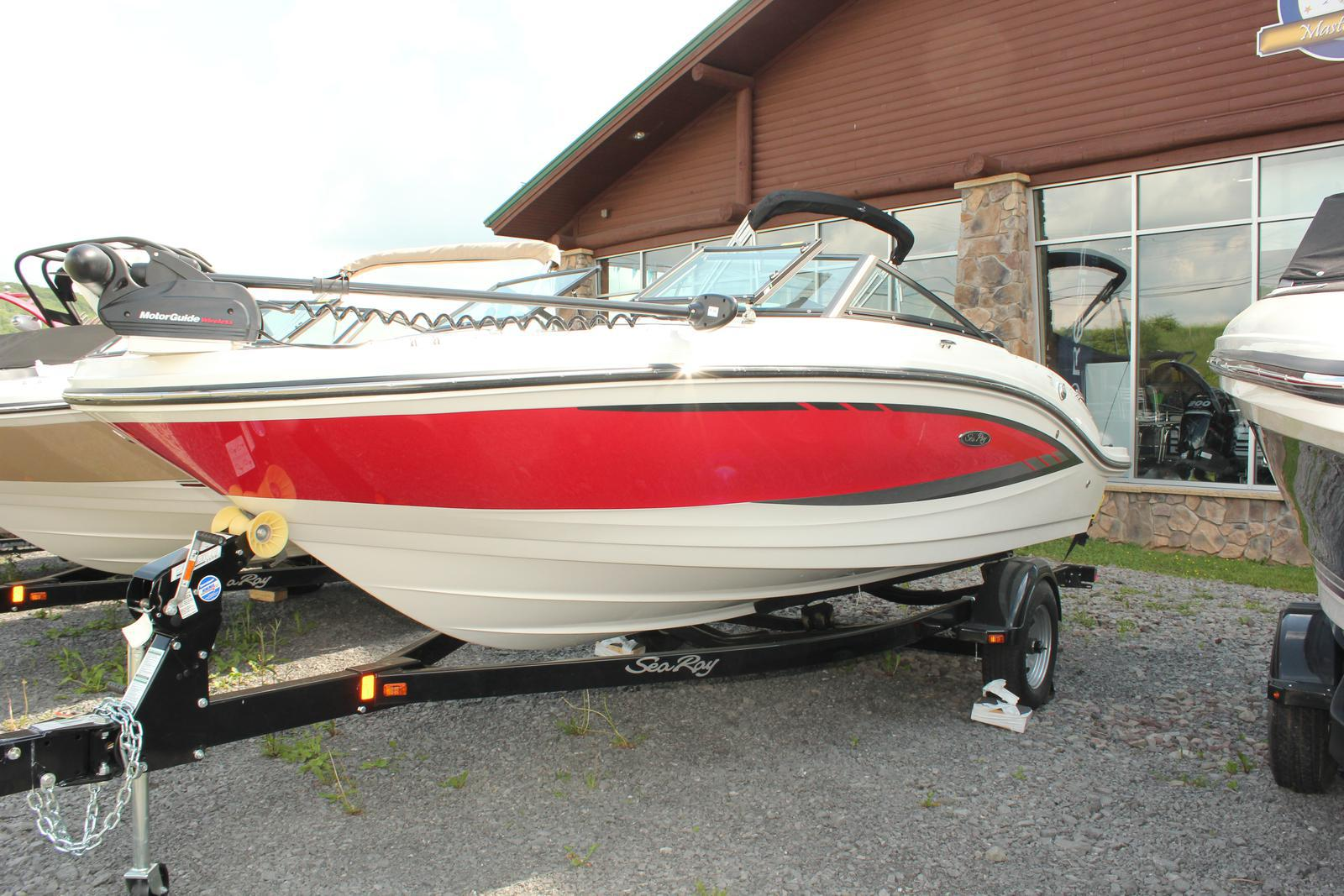 Sea Ray 19 SPX OB