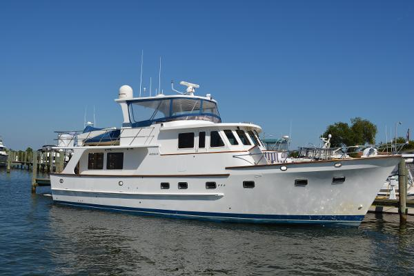 De Fever 56 Pilothouse