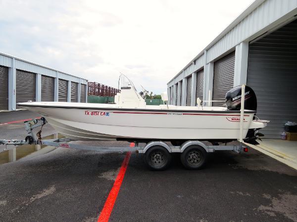 Boston Whaler 19 Montauk