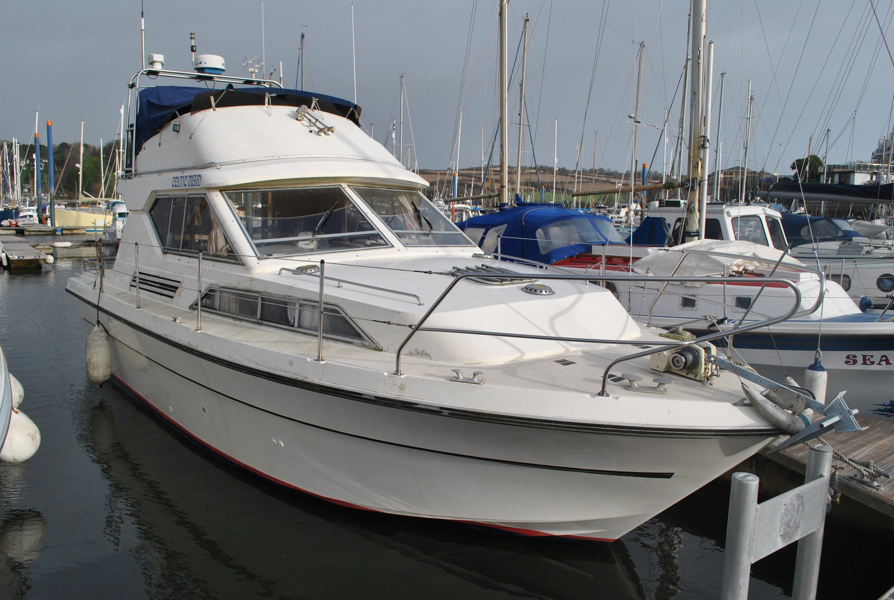 Princess 30 DS Flybridge Princess 30 DS Flybridge