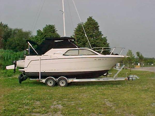 Bayliner 2452 Ciera Express Hardtop 2003 2452 Ciera HT