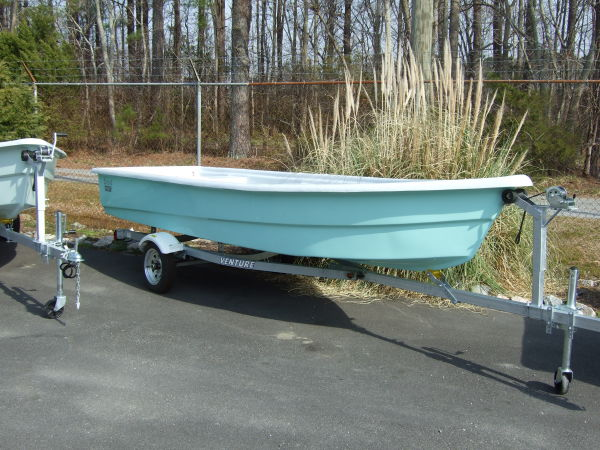 Fishbone Skiff 160 Photo 1