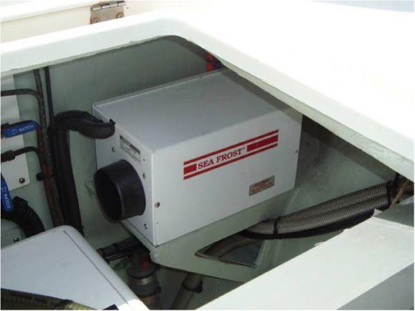 Sea frost compressor