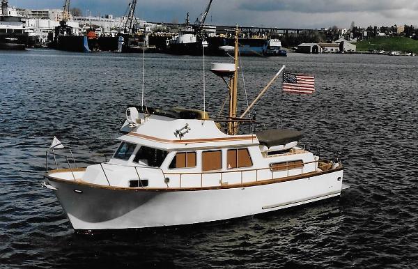 Rawson 38 Trawler Tamure