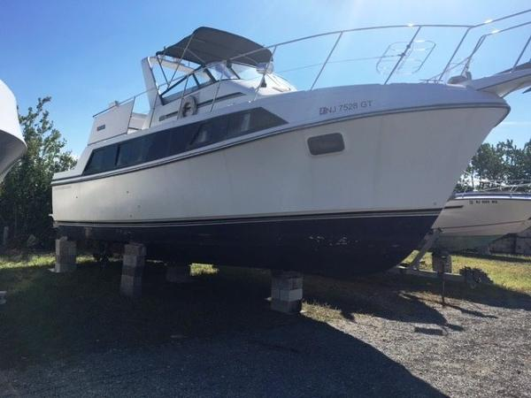 Carver 360 Mariner Starboard View