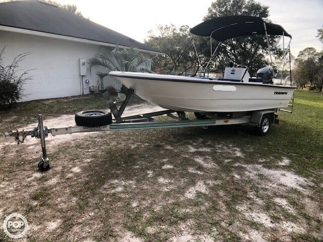 Triumph 17 SKIFF 2011 Triumph 17 for sale in Pomona Park, FL