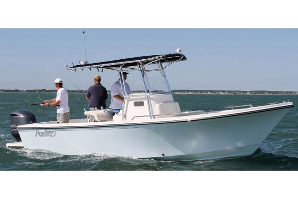 Parker 2300 Center Console Manufacturer Provided Image