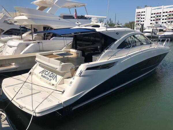 Sea Ray 510 Sundancer 2014 Sea Ray 510 Sundancer - Strbrd Profile
