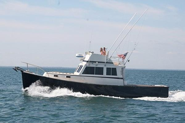 Duffy 35 Downeast Profile