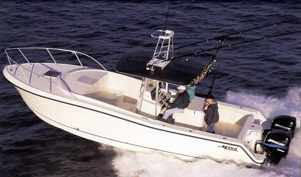 Mako 314 Cuddy Manufacturer Provided Image