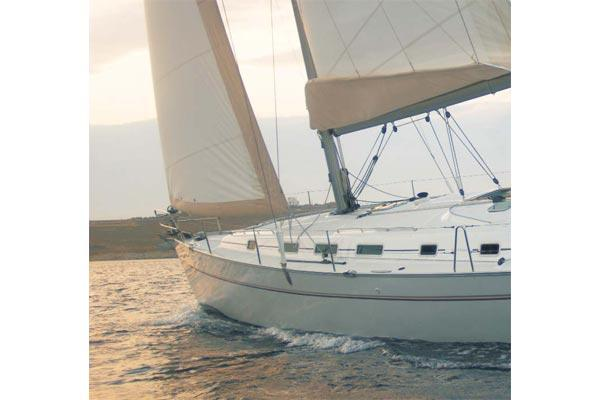 Beneteau Cyclades 43 Manufacturer Provided Image: Bow