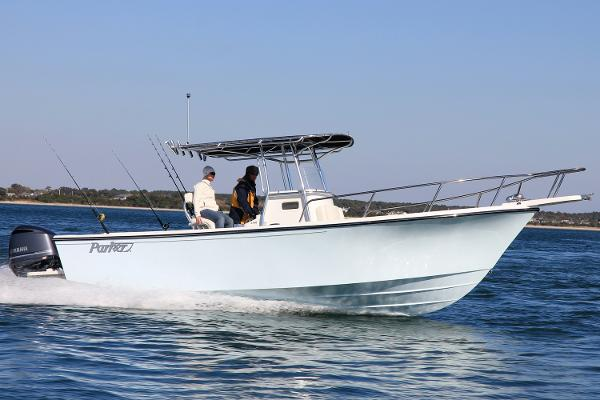 Parker 2501 Center Console Manufacturer Provided Image