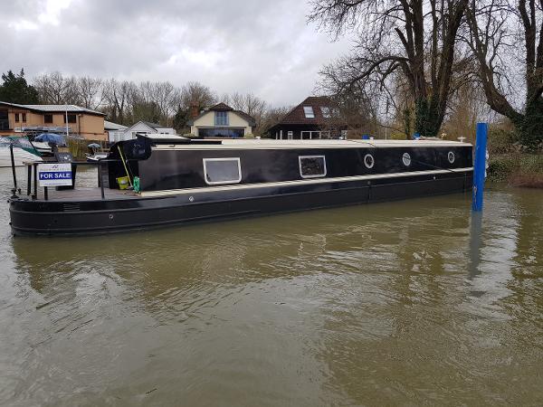 Collingwood 57 Wide Beam Cruiser